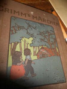 Brüder Grimms Kinder-und Hausmärchen von Karl Freund. 1914
