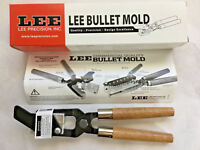 LEE 90574 .358 DIAMETER 125 GRAIN  2-CAVITY BULLET MOLD 358-125-RF (38 Special)