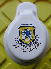 437th Airlift Wing Toilet Bowl Coffee Mug- 76th Airlift Sqdn- Rammstein, Germany