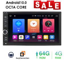 "7"" Android 10.0 2 DIN Car Stereo Octa-Core 4GB+64GB ROM Radio Head Unit GPS DAB+"