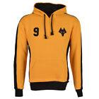 TOFFS Wolverhampton Wanderers Retro Hoodie - Various Sizes