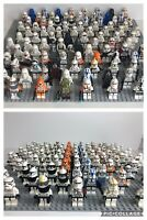 5 Clone Stormtrooper Army LEGO Star Wars Minifigures LOT RANDOM FIGURES READ!