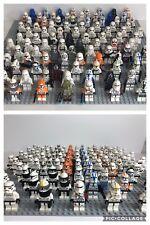 5 Clone Stormtrooper Army LEGO Star Wars Minifigures LOT RANDOM FIGURES READ!