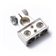 12V High Quality Dual 1/0 & 8 Gauge Positive or Negative Battery Terminal