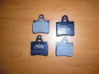 Citroën Cx Xantia Xm jeu (4) plaquettes de frein ar (g&d) (LDPA44)