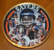"""GALE SAYERS"" THE NFL LEGENDS COLLECTOR PLATE SERIES SPORTS IMPRESSIONS BEARS"
