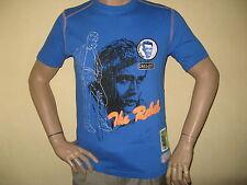 NUOVA linea uomo ragazzi vintage James Dean Girocollo Manica Corta T-shirt MEDIUM 38/42