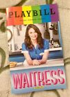 Waitress pride playbill! Sara Bareilles with Free Flyer! Free next day shipping!