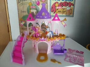 My Little Pony Pony Princess Wedding Castle Playset, Complete, Great Condition