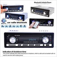 DC12V Car Radio Bluetooth V2.0 MP3 Player FM AUX Handfree-Call & Remote Control