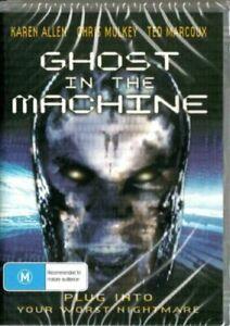 Ghost in the Machine DVD Karen Allen New and Sealed Australia