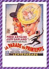 Postkarte Plakat Film - Die Parade des Frühling