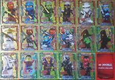 Lego® Ninjago™ Serie 2 Trading Card Limitierte Karten zum aussuchen LE1-LE18