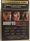 DVD - AMORES PERROS - NUEVO