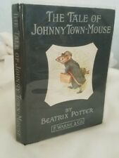 The Tale of Johnny Town-Mouse. Potter. 1918. 1st ed.