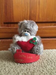 """~ME TO YOU ~ Tatty Teddy ~ """" With Love """" Bear ~ Christmas ~ 6 inch ~ Brand New~"""