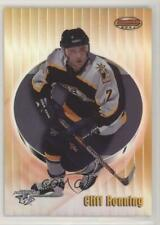 1998-99 Bowman's Best Refractor /400 Cliff Ronning #61
