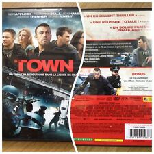 ++ Dvd - THE TOWN - Thriller - Ben Affleck (réalisateur acteur) -115 mn - TBE ++
