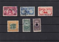 ecuador revenue stamps ref 11460