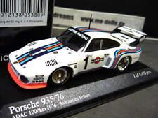 PORSCHE 935 /76 Turbo 1000km 1976 #1 Martini Stommelen RAR Minichamps 1:43
