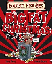 Big Fat Christmas Book (Horrible Histories),Terry Deary, Martin Brown
