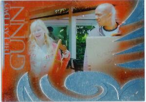 Angel Season S5 Last Days LD2 Gunn Foil Embossed Inkworks Trading Card 2004