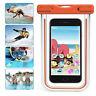 Handy Urlaub Tasche - Huawei P20 Lite - Schutz Hulle - HBB Orange
