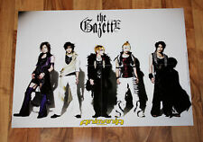 The Gazette / Red Planet / Redplanet Anime Manga Very Rare Promo Poster 56x40cm