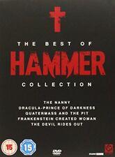 The Best Of Hammer Boxset [DVD][Region 2]