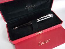 Cartier Roadster Ball Point Pen Black