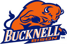 Bucknell Bison NCAA Color Die-Cut Decal / Car Sticker *Free Shipping
