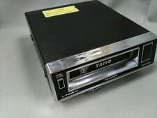 More details for vintage taiyo 8 track cartridge player for restoration untested id2315 b39