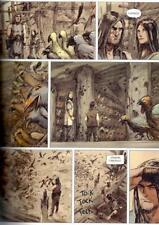 Noah Bible Story Graphic Novel  TRIPLE SIGNED LTD 135/300 Slipcase Fine