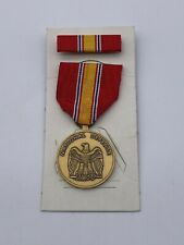 New listing Military medal - Us Marine Corps National Defense Service Medal w/ Ribbon