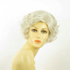 short wig for women curly white ref: juliette 60 PERUK