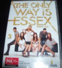 The Only Way Is Essex Series One 1 (Australia Region 4) DVD - NEW