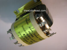 Finemet core super low DCR speaker filter inductor choke, made in Japan