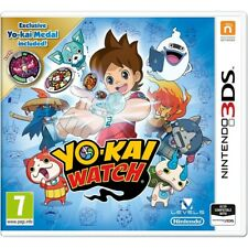 Yo-kai Watch Medal Special Edition Nintendo 3ds