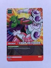 Carte Dragon Ball Z Coup De Coude DB-809