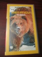 National Geographic The Grizzlies    VHS Video Tape (NEW)