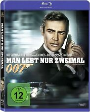 James Bond 007: MAN LEBT NUR ZWEIMAL (Sean Connery) Blu-ray Disc NEU+OVP