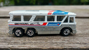 vintage hot wheels greyhound bus 1979mattel malaysia