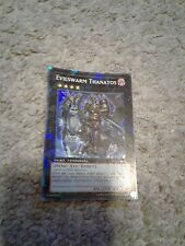Yu Gi Oh Evilswarm Thanatos DT07-EN090 Secret Rare Duel Terminal NRMT