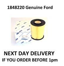 Genuine Ford Focus C-Max Kuga Air Filter Element Round Type 1848220