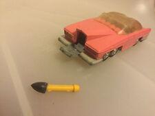Lady Penelope Fab-1 Dinky Thunderbirds w/ Missile