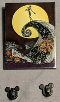 Disney Pin Trading Nightmare Before Christmas Jumbo Pin LE Limited Edition 500
