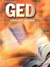 GED Lenguaje, Lectura (GED Satellite Spanish) (Spanish Edition) (Steck-Vaughn ..