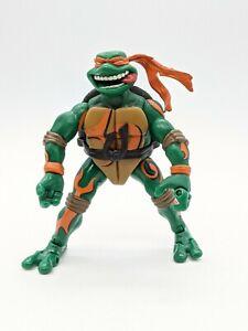 TMNT Teenage Ninja Turtle Mystic Fury Michelangelo Action Figure 2003 Playmates
