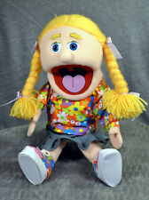 Silly Puppets Cindy Glove Puppet 14 inch Full Body