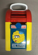 Illco Sesame Street Big Bird Toy Mailbox